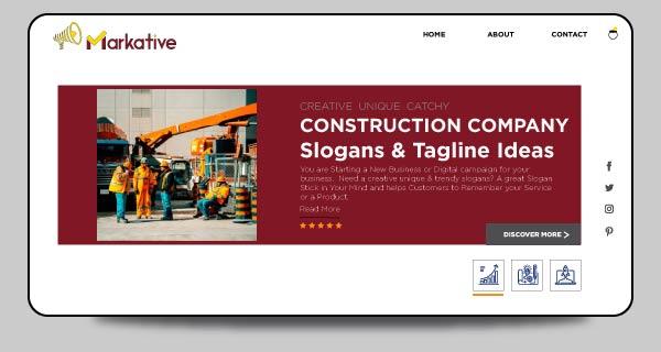 Construction-slogans