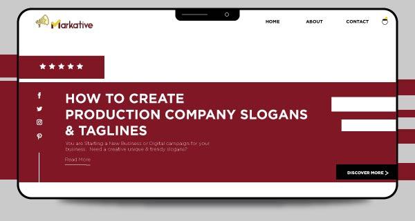Production-TAGLINES