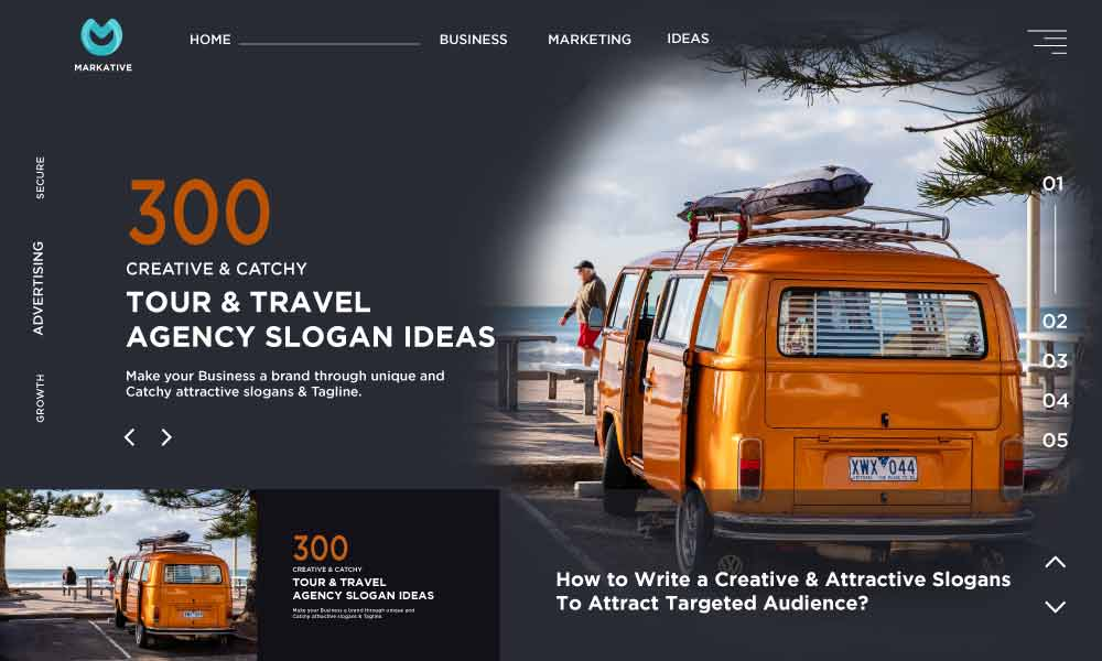 Travel Agency Slogans ideas