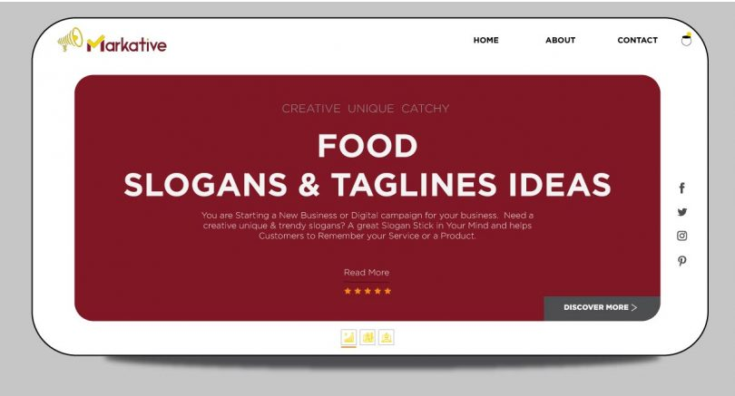 Food-Slogans