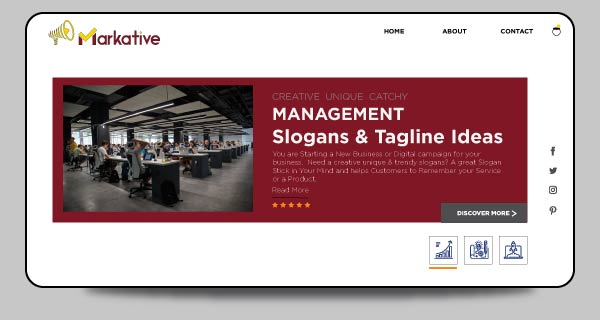Management-Taglines