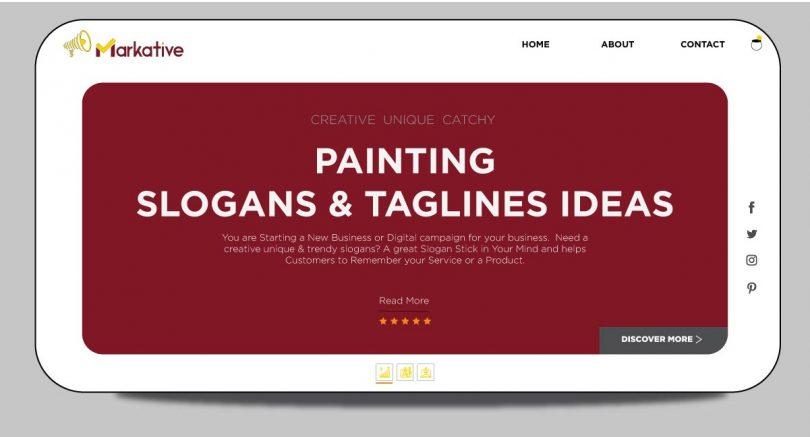 Painting-company slogans