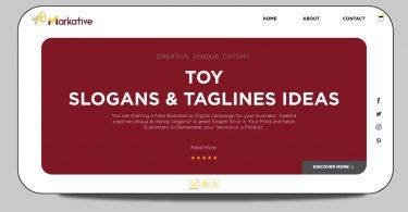 Toy-Slogans