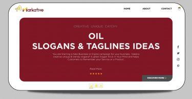 oil-slogans